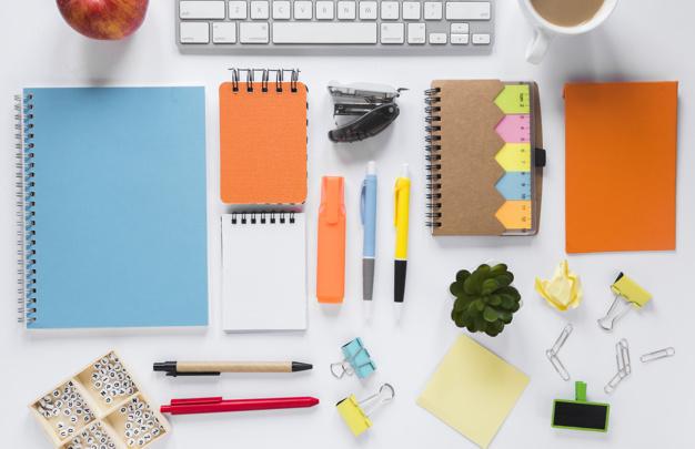 5 Formas de ahorrar dinero en material de oficina