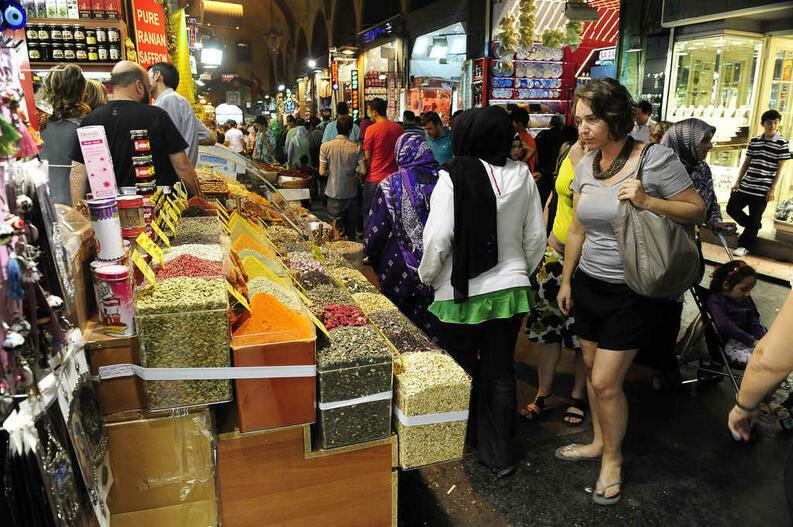 8 consejos para comprar en un bazar